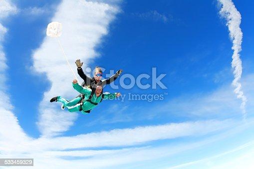 istock Tandem skydiving 533459329