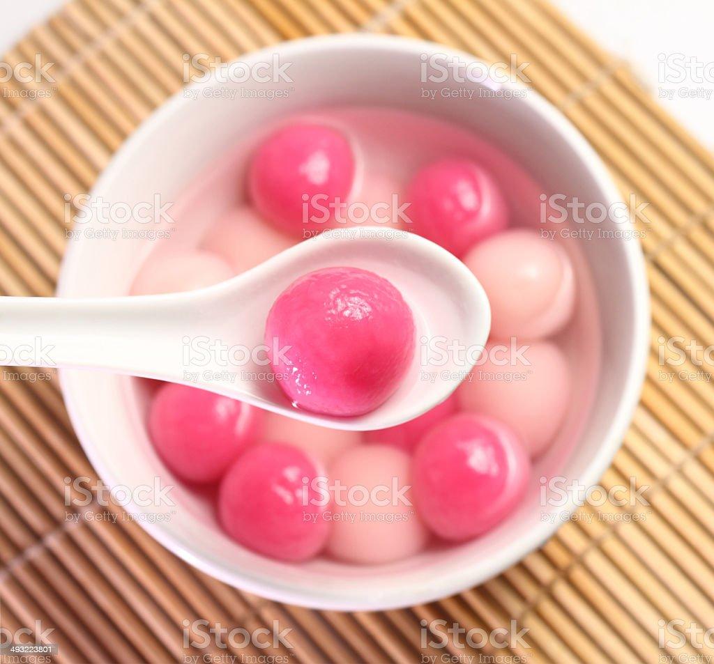 Tang Yuan stock photo