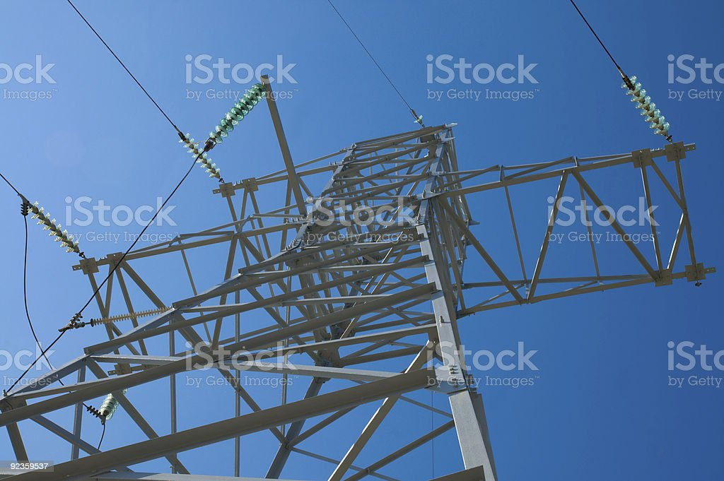 tangent tower royalty-free stock photo
