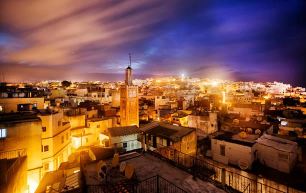 Tanger, Mosque, Morocco