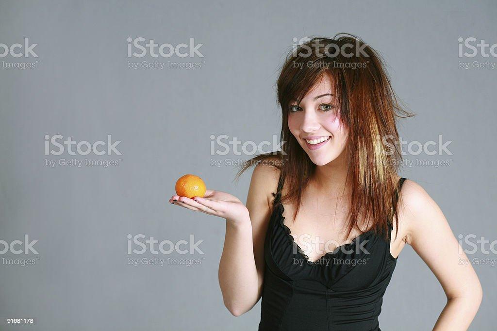 Tangerine Dream stock photo