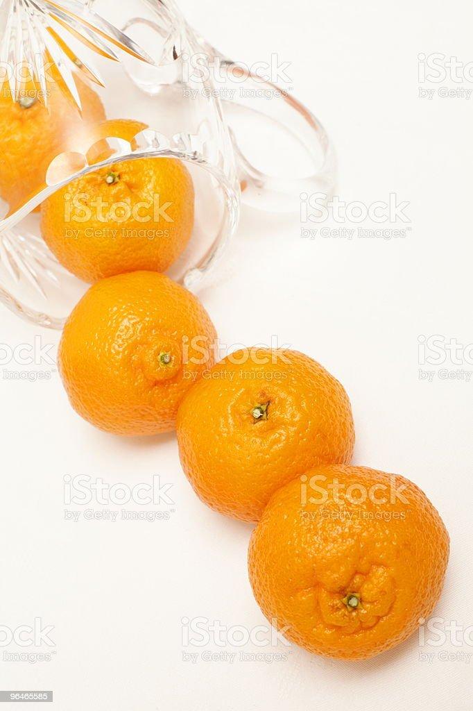 Tangerine juice royalty-free stock photo