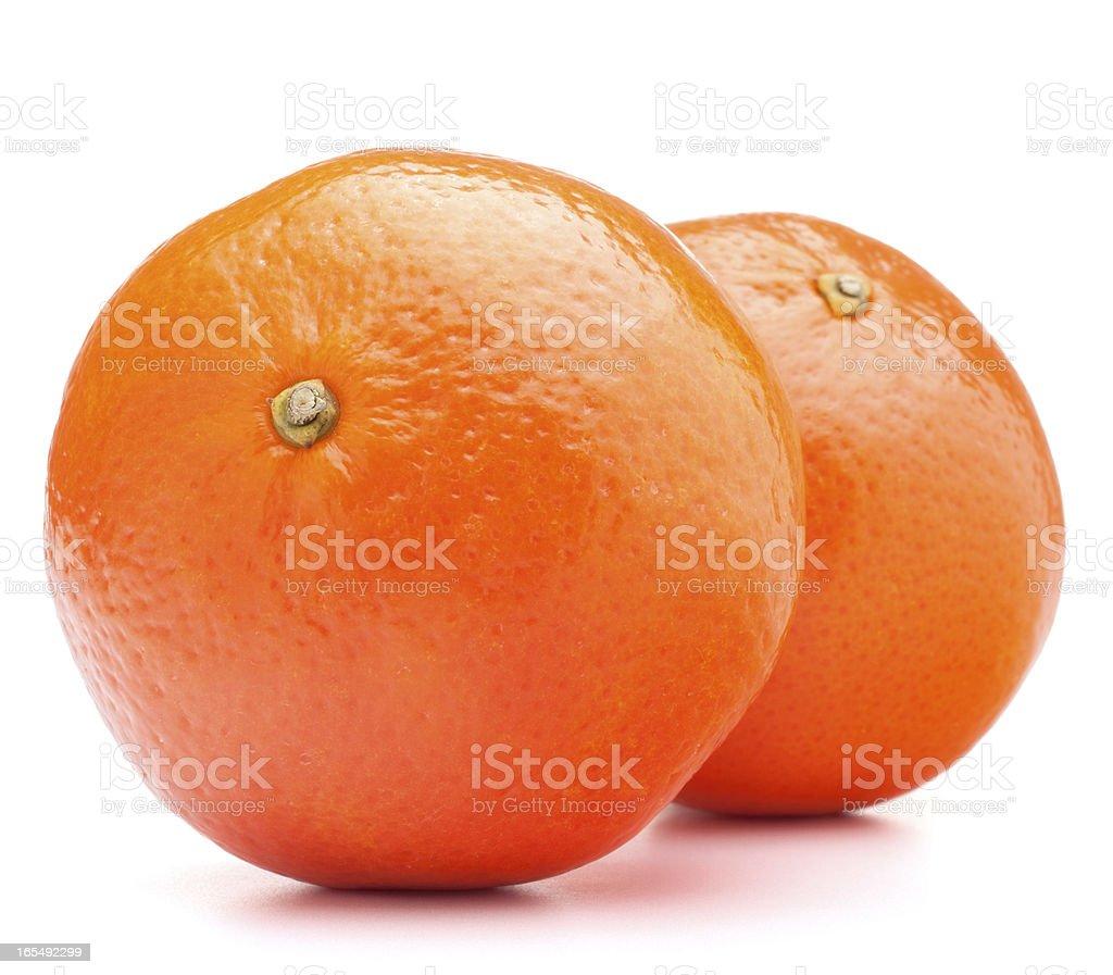 tangerine or mandarin fruit royalty-free stock photo