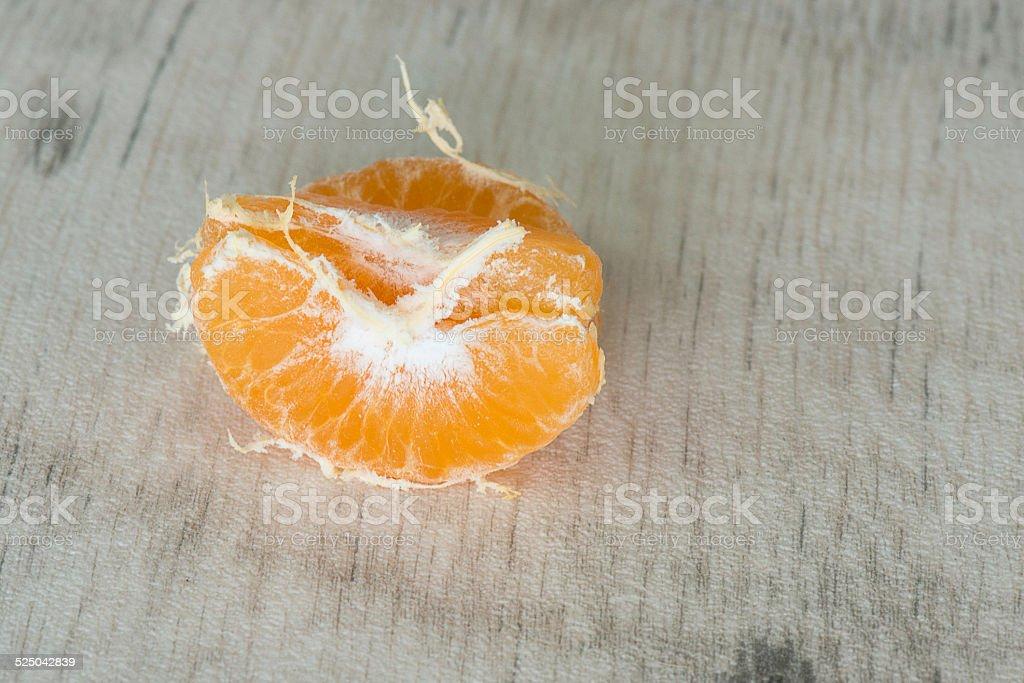 tangerine or naartjie stock photo