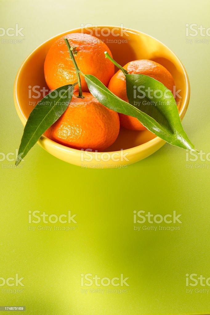 tangerines royalty-free stock photo