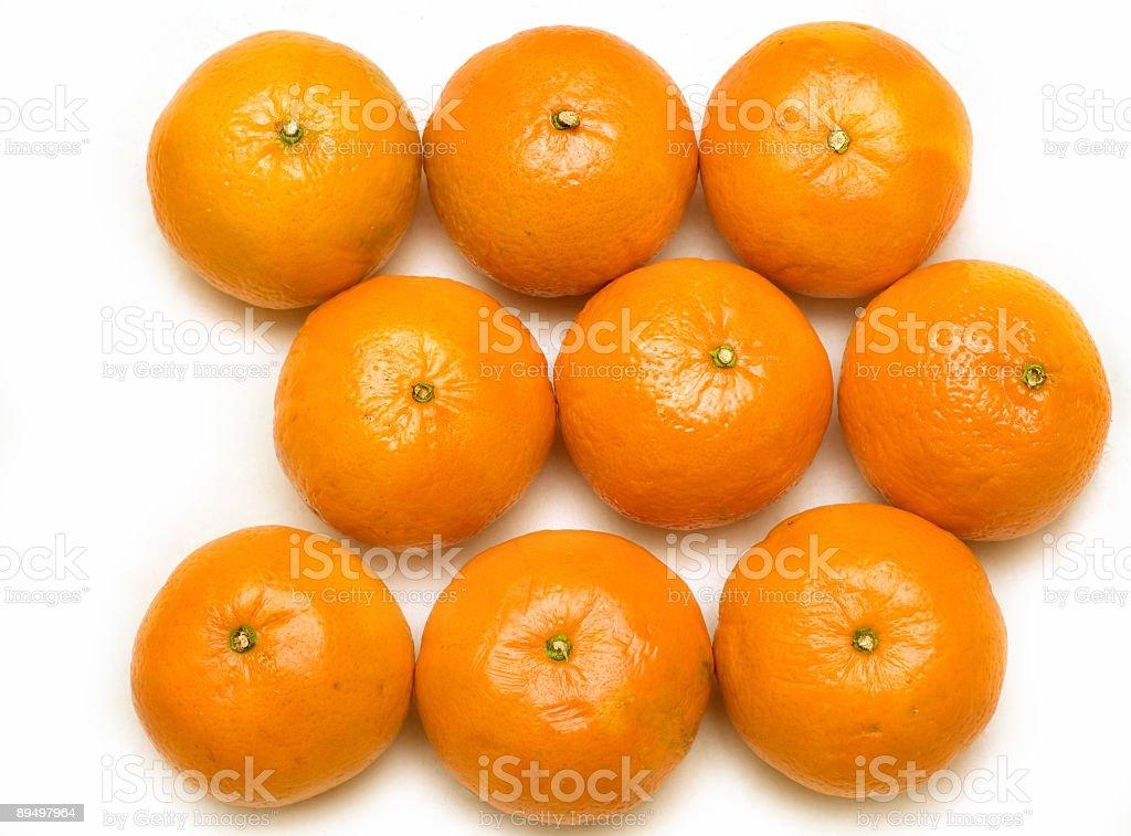 tangerines royalty free stockfoto