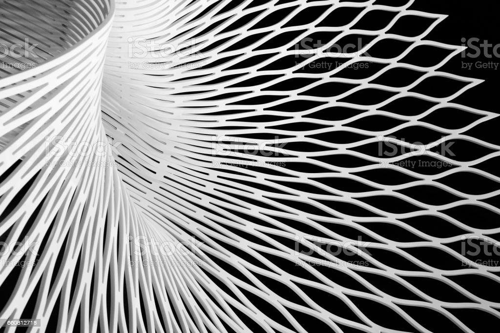 Tangled Web stock photo
