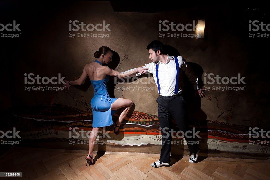 Tango Passion royalty-free stock photo