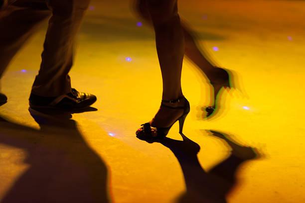Tango stock photo