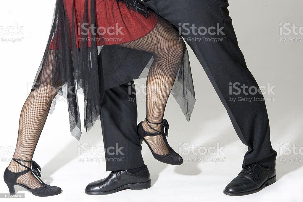Tango power royalty-free stock photo