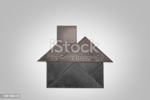 470163746 istock photo Tangram real estate 135108416