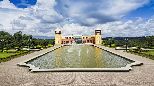 tangua park, curitiba - curitiba stock photos and pictures