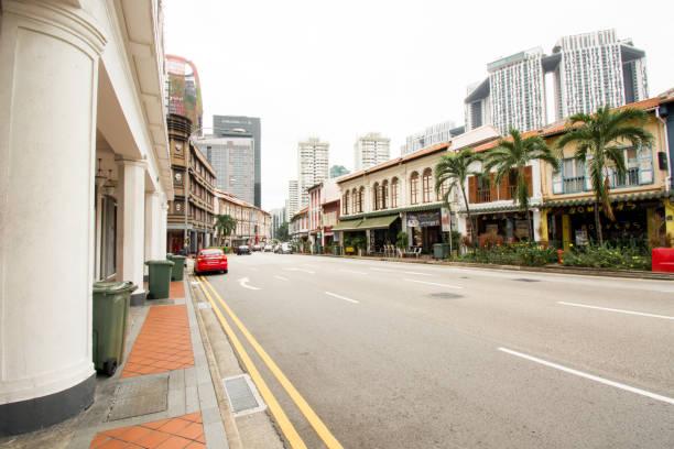 Tanjong Pagar Straße – Foto