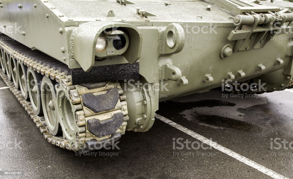 Tank armed forces, war and combat