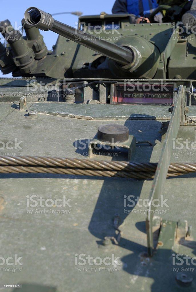 Tank-Canon – Foto
