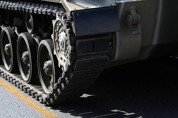 Tank-detail – Foto