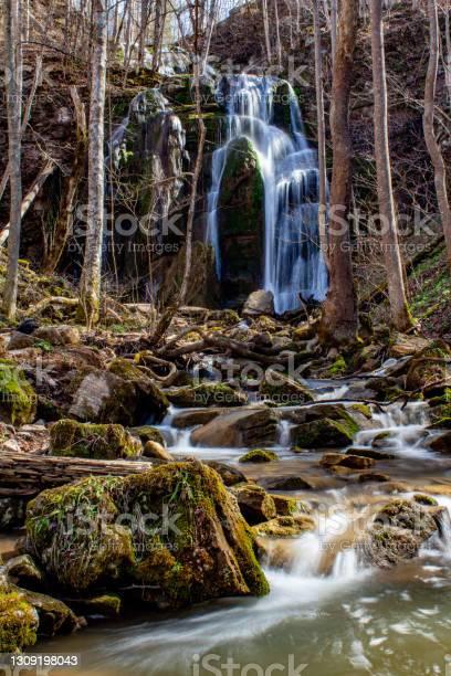 Photo of Tank Hollow Falls in Virginia