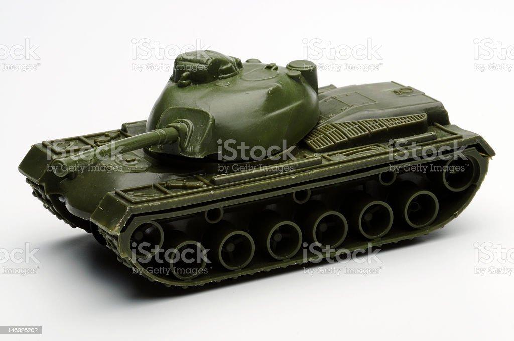 Tank royalty-free stock photo