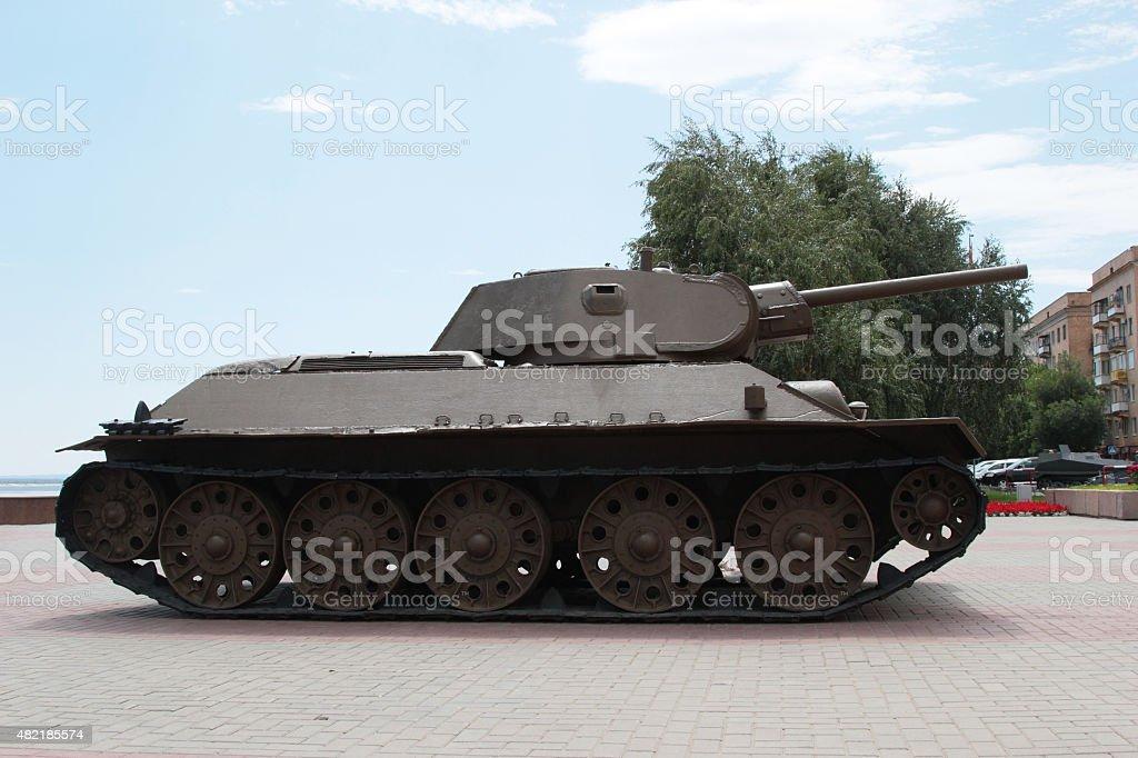 Т-34, Tank stock photo