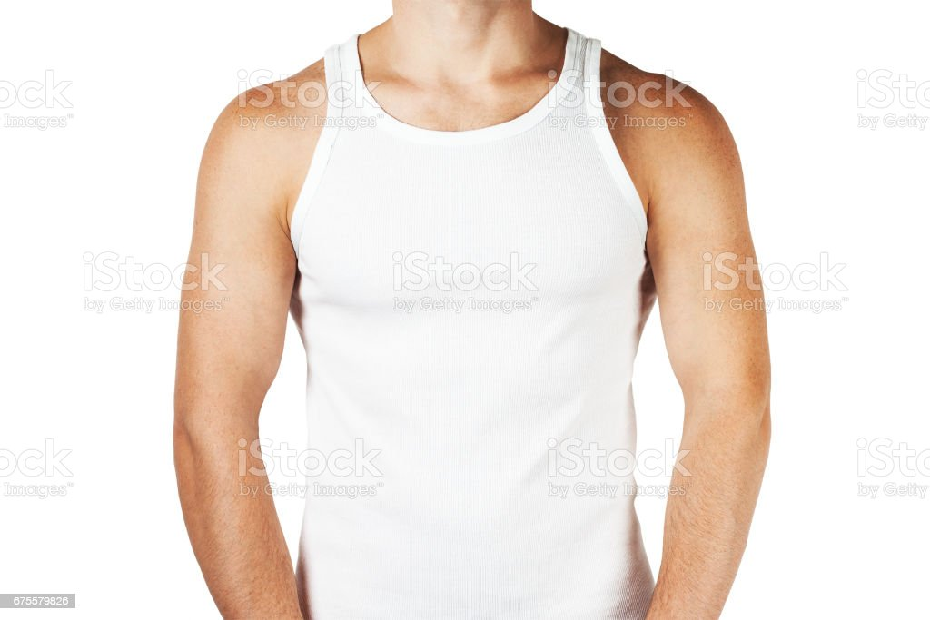 tank top stock photo