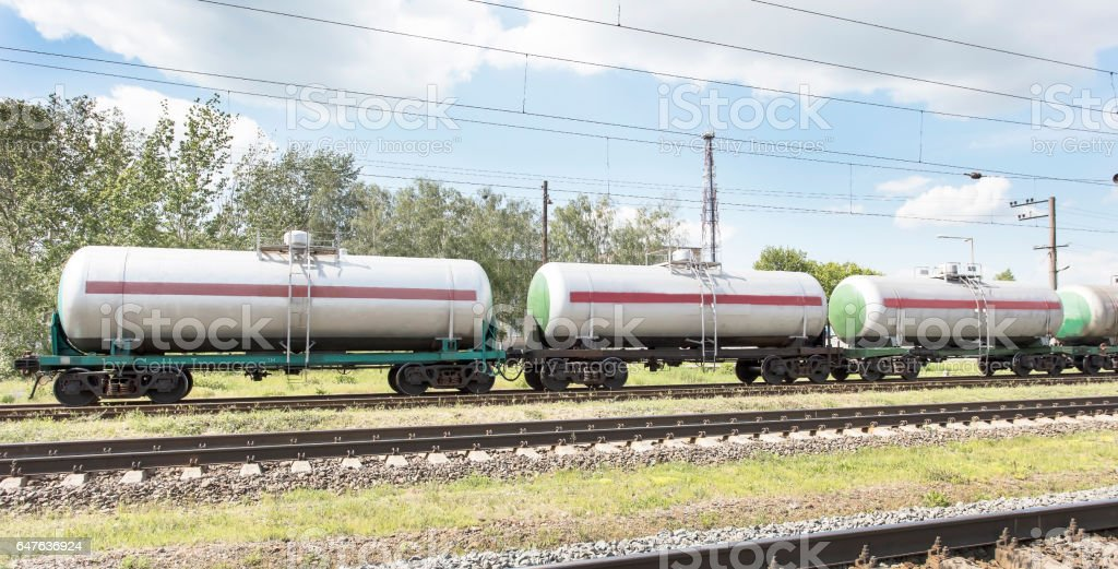 tank wagon stock photo