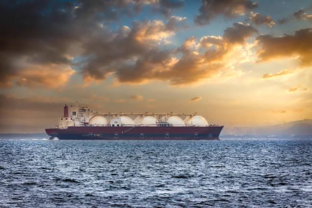 Tanker 1 stock photo