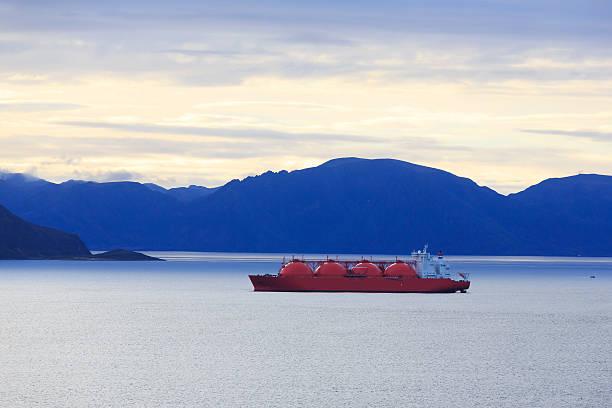 Tanker. stock photo