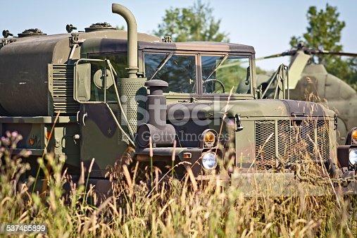 istock Tanker truck 537485899