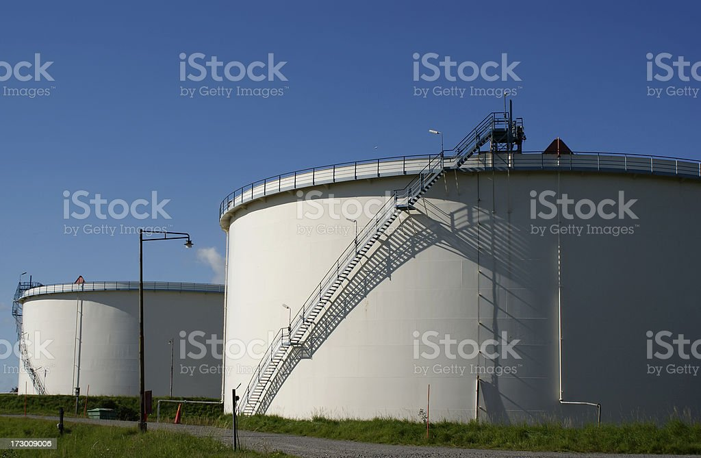 Tanks royalty-free stock photo