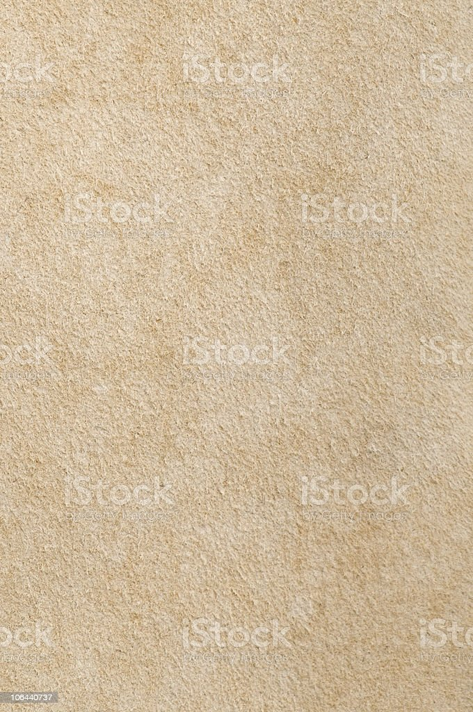 Tanning leather close-up royalty-free stock photo