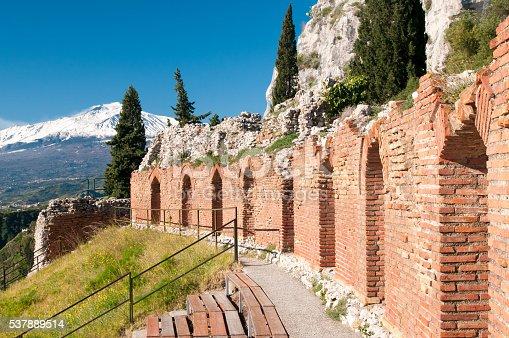 istock Taormina theater 537889514