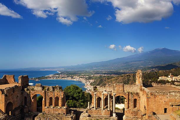 taormina-sicily - 陶爾米納 個照片及圖片檔