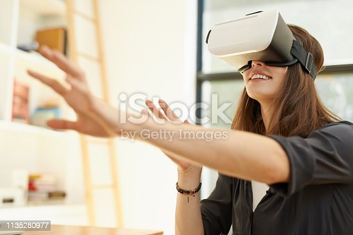 istock Tap into a different world 1135280977
