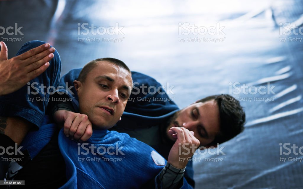Tap out royalty-free stock photo