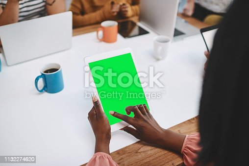 557608497istockphoto Tap your way to productivity 1132274620