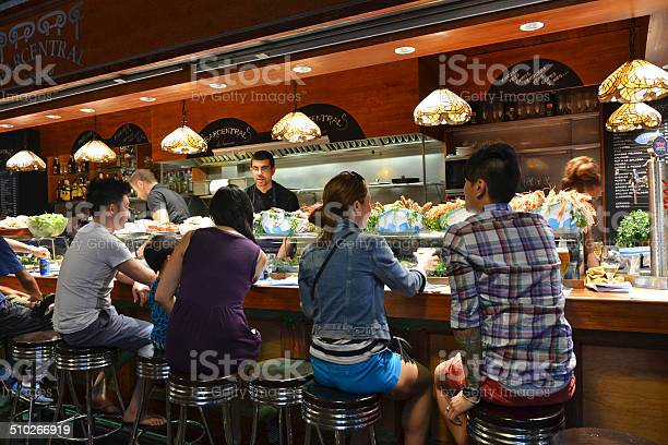 Tapas Bar Stock Photo - Download Image Now
