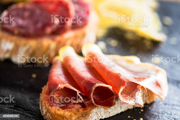 Tapas Stock Photo - Download Image Now