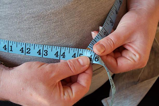 Tape Measure 2 stock photo