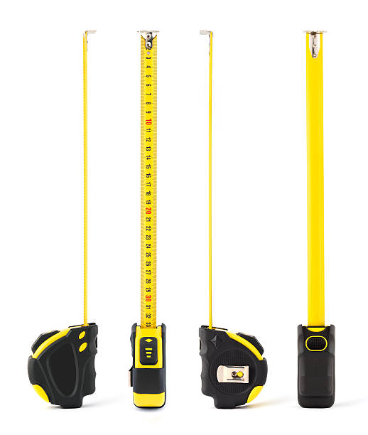 Tape Measure - Four Sides All four sides of a tape measure. Can be adjusted to any desired length in Photoshop or a similar program. Measuring tape. (Adobe RGB)Similar photos: tape measure stock pictures, royalty-free photos & images