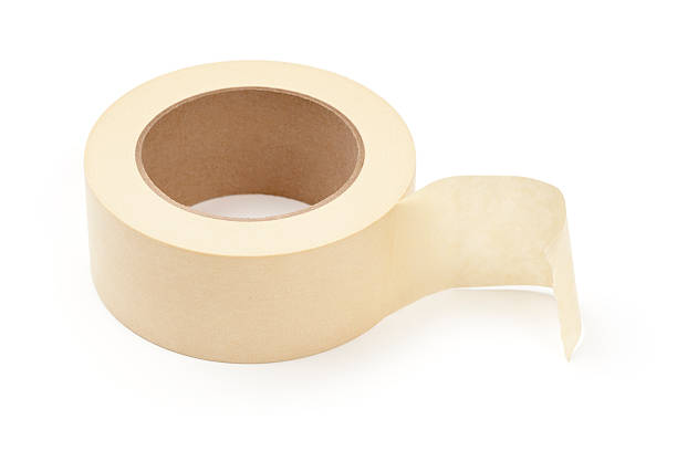 tape roll - adhesive tape stock photos and pictures