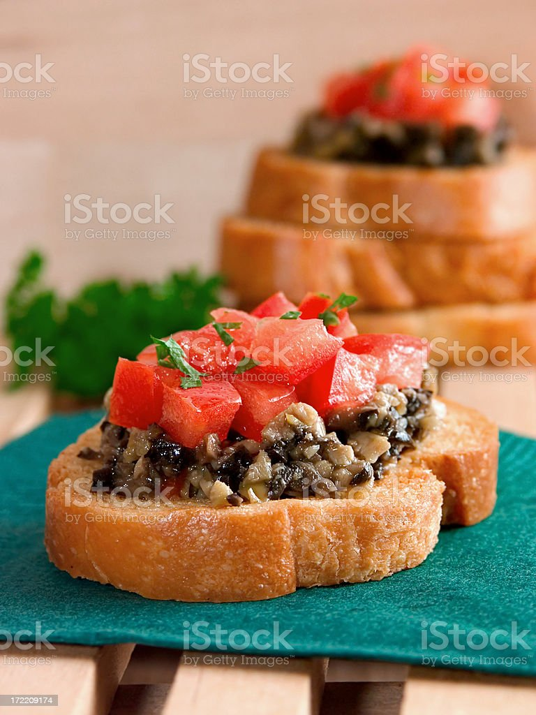 Tapenade royalty-free stock photo