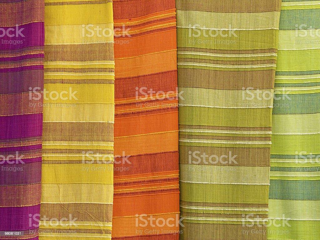 Tapestry di arcobaleni foto stock royalty-free