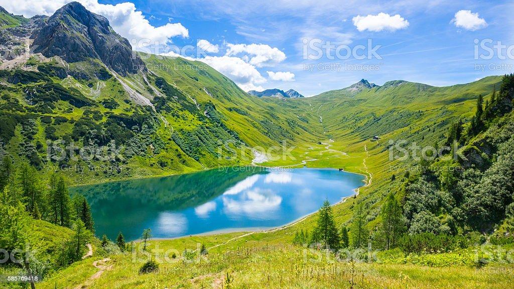 Tappenkarsee, Austria – Foto