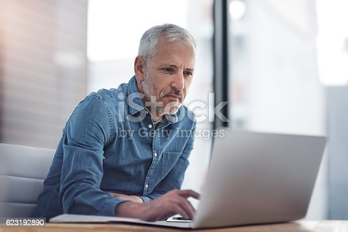 istock Tapping into business success 623192890