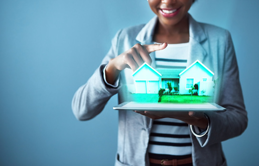 istock Tapping into the property market 1041512568