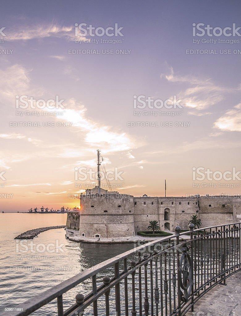 Taranto, Puglia, Italia stock photo