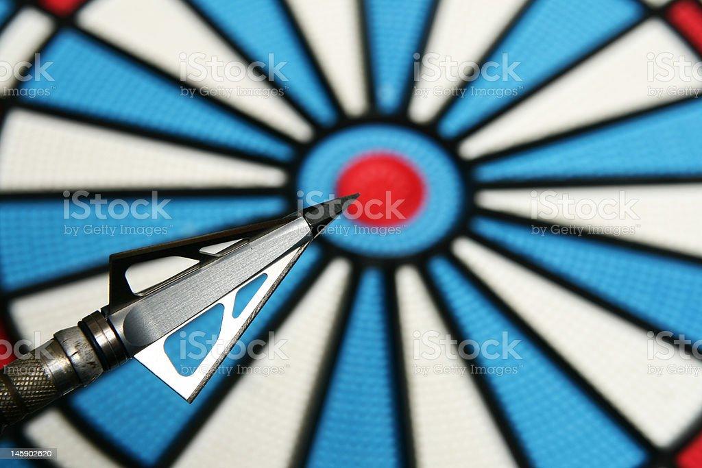 Target, aim royalty-free stock photo
