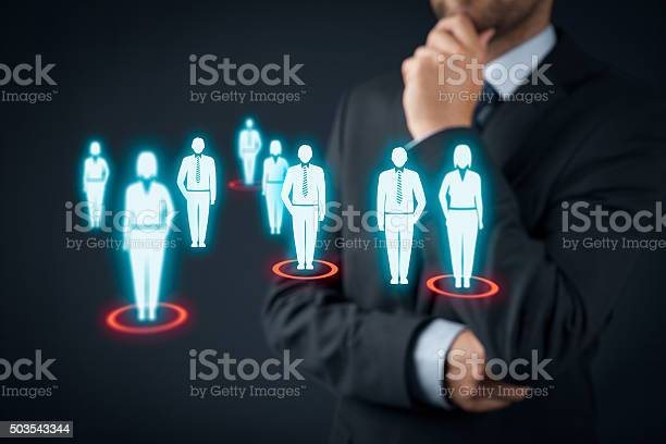 Target Audience Stock Photo - Download Image Now