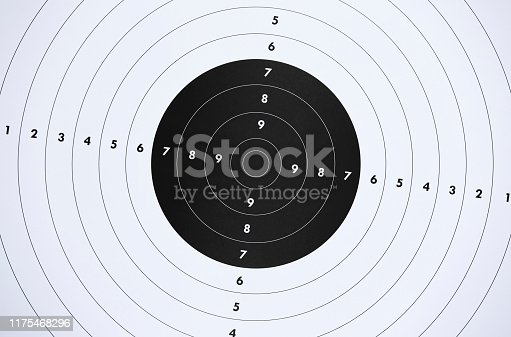 1048647890 istock photo Target for shooting practice 1175468296