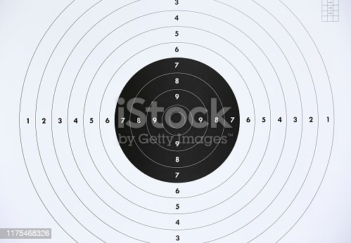 1048647890 istock photo Target for shooting practice 1175468326